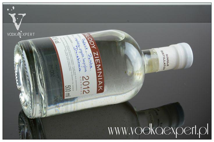 vodka mlody ziemniak