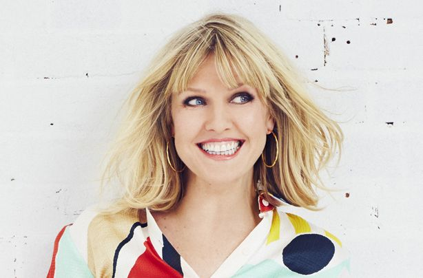Ashley Jensen Essentials cover shoot - goodtoknow