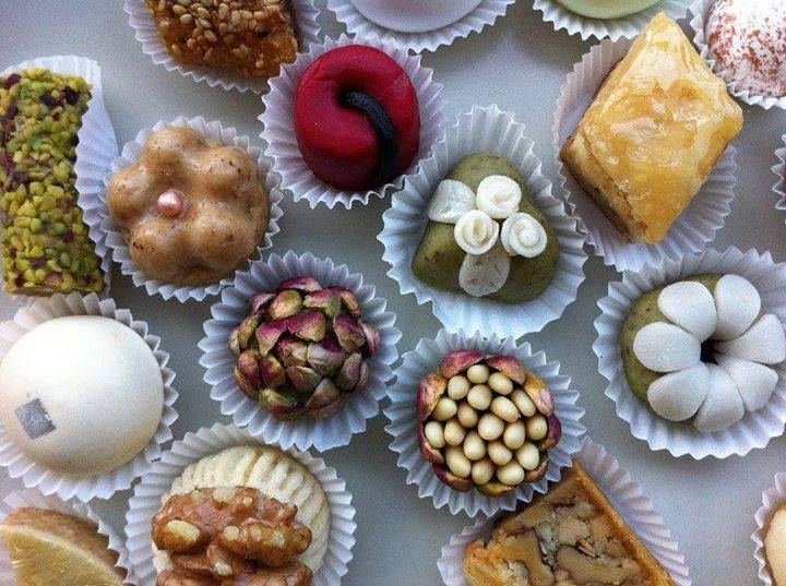 Tunisia ♥ Tunisian sweets