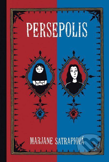 PERSEPOLIS Souborne vydani nejuznavanejsiho a nejuspesnejsiho grafickeho romanu Persepolis, ktery je prvni iransky komiks vsech dob… i kdyz napsany a nakresleny v Parizi. Marjane Satrapiova sepsala, ci vlastne sekreslila vlastni zivot...