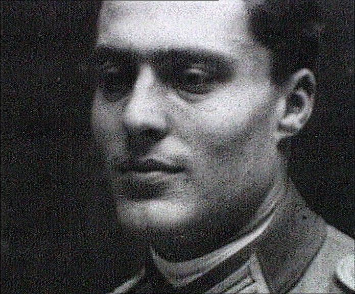 Claus von Staufenberg was a Nazi army officer who attempted to kill Hitler with a bomb  in 1944.  He felt that this actions were justified under natural law in an efforts to save millions of lives from Hitler.  He knew that he was committing an act of high treason.  The bombing attempt failed when Hitler was protected from the blast by the top of the conference table under which the bomb had been placed.  Staufenberg was executed shortly thereafter.