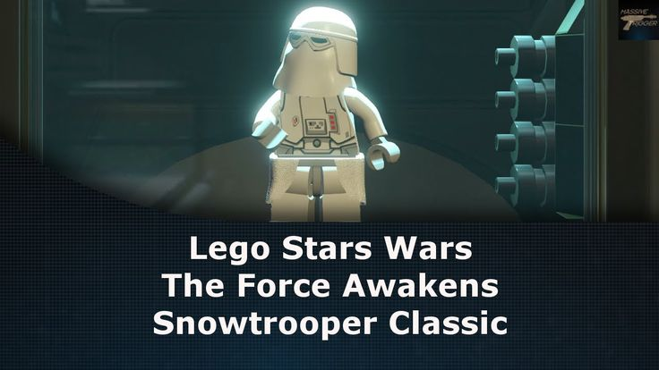 Lego Star Wars The Force Awakens Snowtrooper Classic Unlock Location