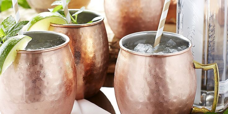 11 Moscow Mule Mugs That Change the Face of Drinking