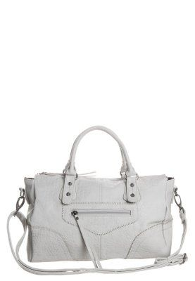 DINGER - Handtasche - chrome grey