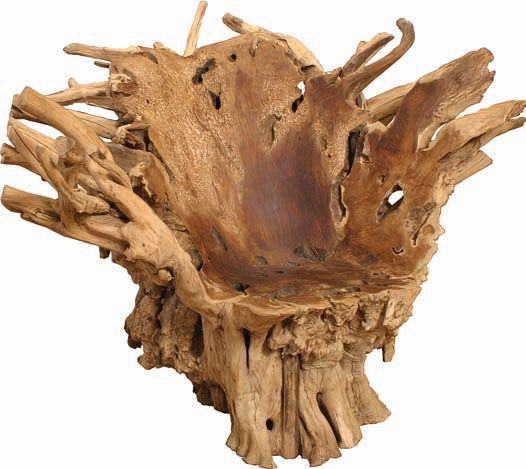 Tree stump chair fasinating furniture pinterest - Chair made from tree trunk ...