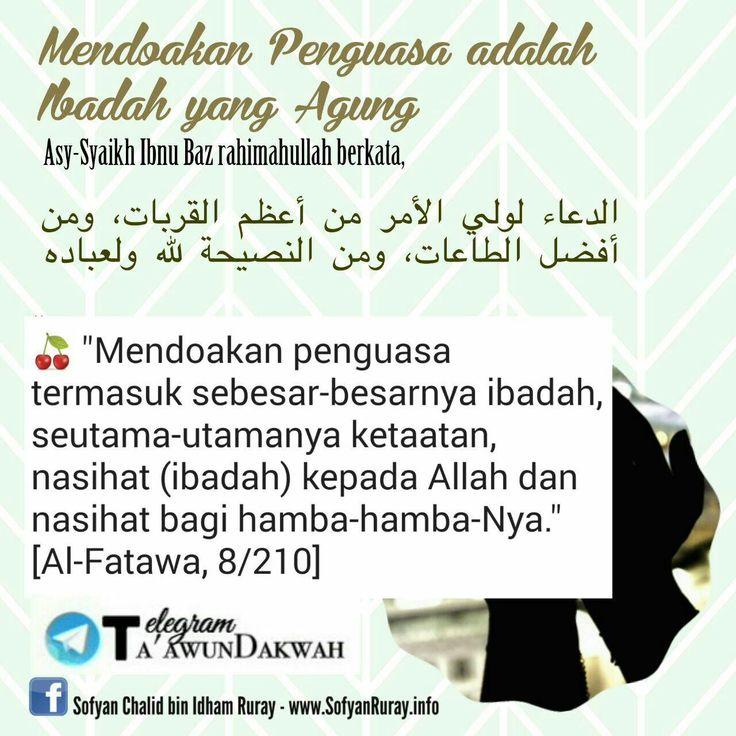 Follow @NasihatSahabatCom http://nasihatsahabat.com #nasihatsahabat #mutiarasunnah #motivasiIslami #petuahulama #hadist #hadits #nasihatulama #fatwaulama #akhlak #akhlaq #sunnah  #aqidah #akidah #salafiyah #Muslimah #adabIslami # #ManhajSalaf #Alhaq #dakwahsunnah #Islam #ahlussunnah  #sunnah #tauhid #dakwahtauhid #Alquran #kajiansunnah #salafy #doakanpenguasa #ibadahagung #taat #tunduk #pemerintah #penguasa #nasihatkepadaAllah #dampakkemasyarakat #adabpenguasa #Khawarij #demonstrasi
