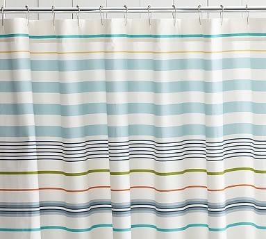 17 best ideas about striped shower curtains on pinterest