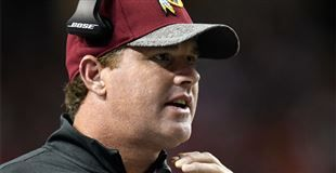Jay Gruden addresses potential coaching staff changes