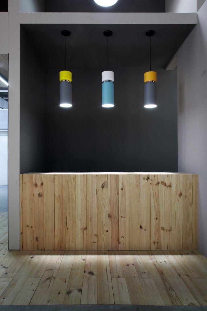 Light + Building 2014 Frankfurt – B.lux by David Abad