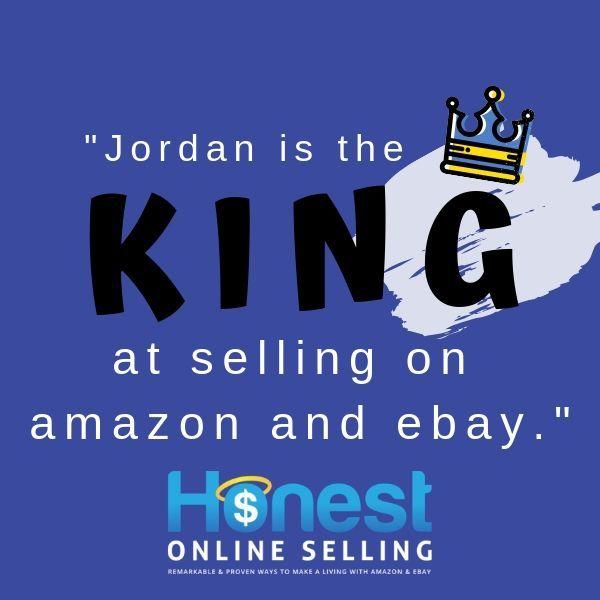 Jordan Malik Reviews Jordan Malik Amazon Selling Expert Bestselling Author Ebay Business Make Money On Amazon Online Arbitrage