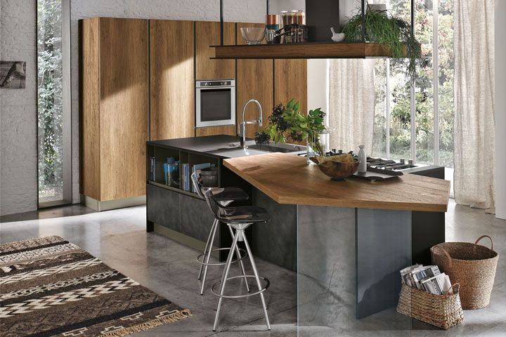 If you're looking for a new kitchen design, the best kitchen ideas come from beautiful pictures.Clever storage, lighting and palette will play a vital role