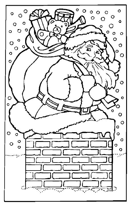 find this pin and more on christmas kids activities santa claus coloring pages - Preschool Colouring Worksheets