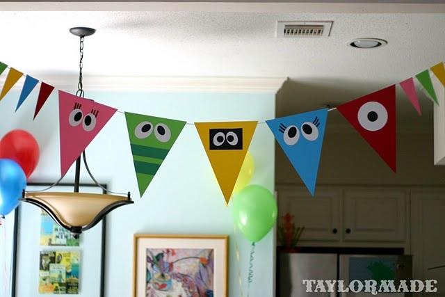 Yo Gabba Gabba PartyGabba Parties, Birthday Banners, Birthday Parties, Yo Gabba Gabba, Parties Banners, Parties Ideas, 2Nd Birthday, Gabba Birthday, Birthday Ideas