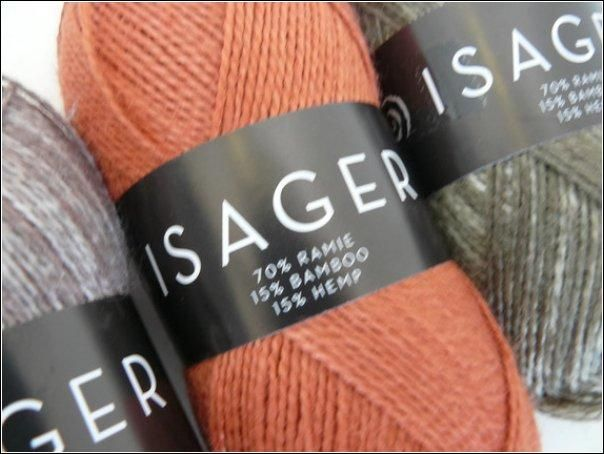 Isager - Plant fibre