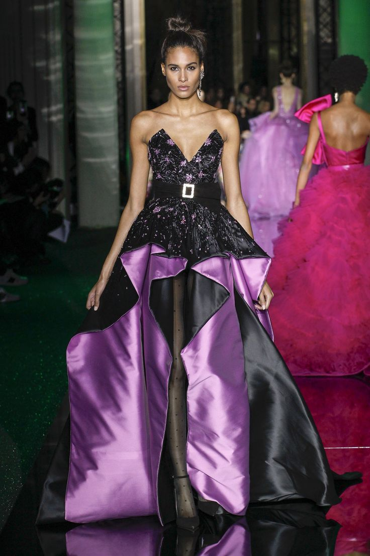 62 best Color Inspiration - Black & Purple, Lilac images on ...