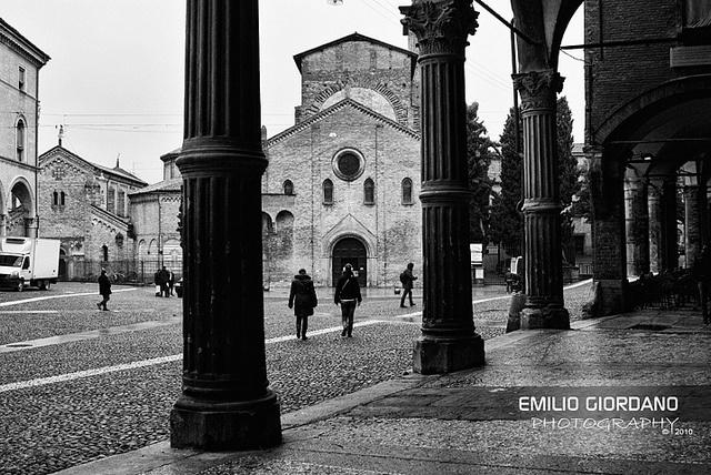 Bologna - Basilica di Santo Stefano, via Flickr.