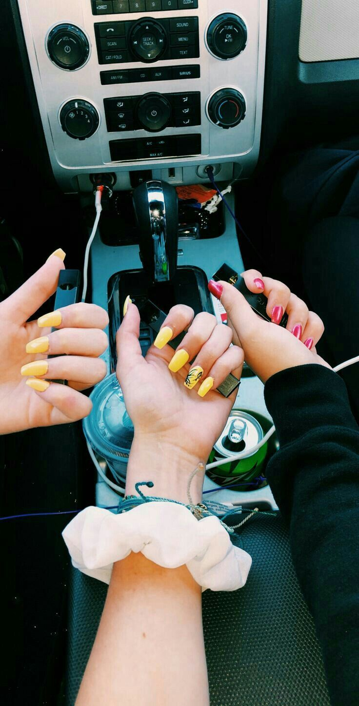 get our nails done?