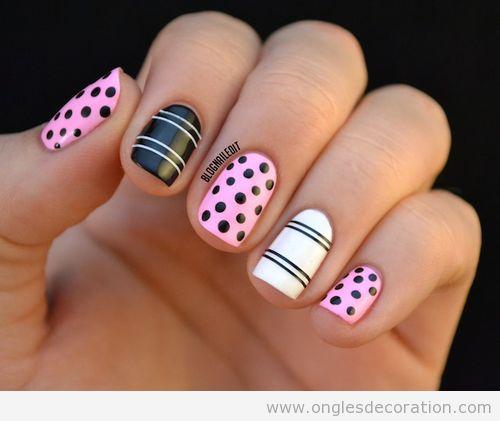 Back to beautiful, déco sur ongles | Décoration d'Ongles | Tout sur le Nail Art, la decóration dóngles et kes dessin sur ongles