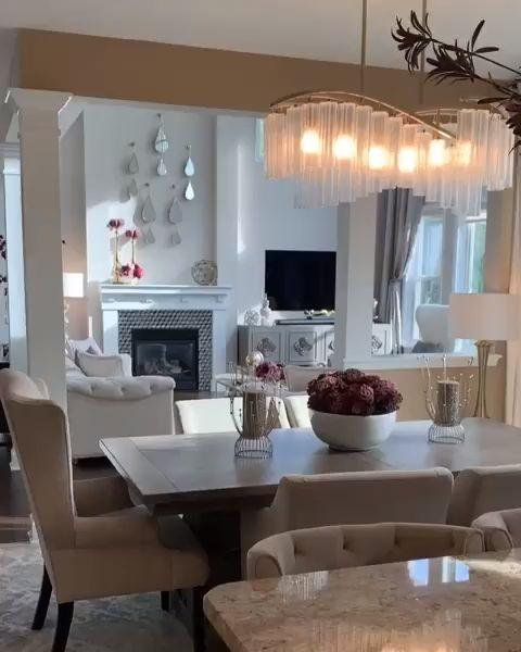 Lust auf Wohnkultur Luxushäuser Wohnzimmer Tour