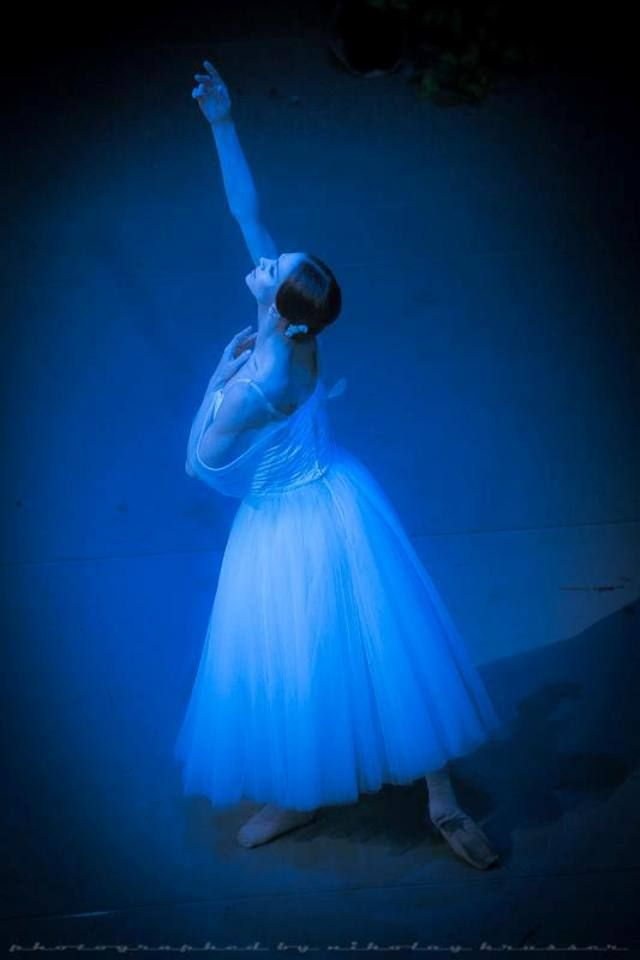 "Polina Semionova, ""Giselle"", Mikhailovsky Ballet© Nikolay Krusser"