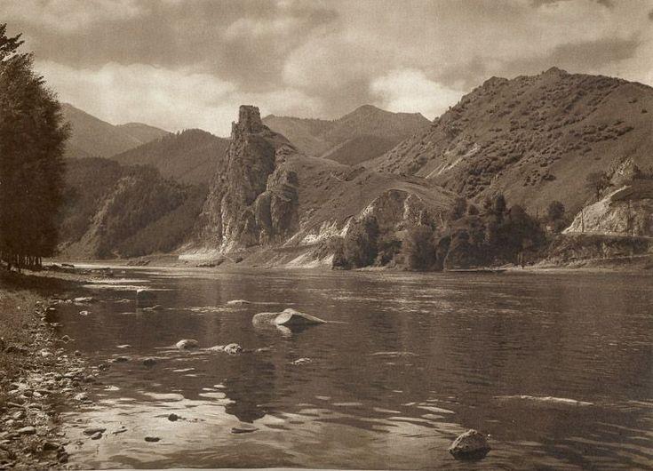 Eslováquia_Karol Plicka_Strecno Castle_1953
