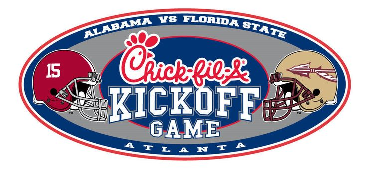 #tickets 2 Alabama Florida State FSU Tickets Tide Pride Section Chick-Fil-A Kickoff Game please retweet