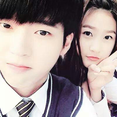Woo Hyun & Kim Sae Ron