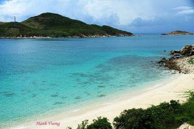 Biển Cà Ná-  Ninh Thuận