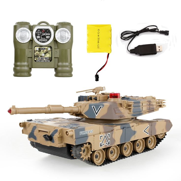 2016 Top Remote Control Tank with Gun Turret //Price: $58.78     #technology