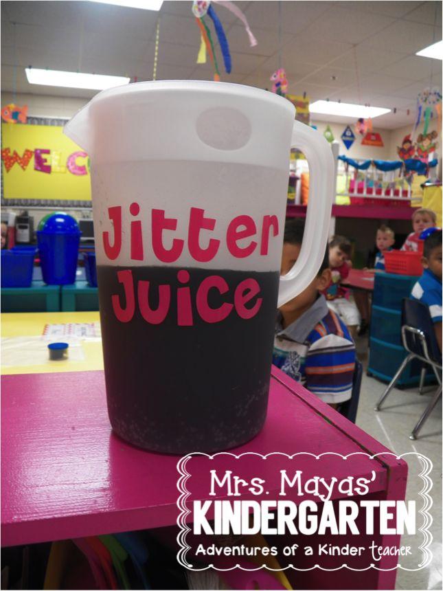 Mrs. Mayas' Kindergarten: Beginning of Kindergarten