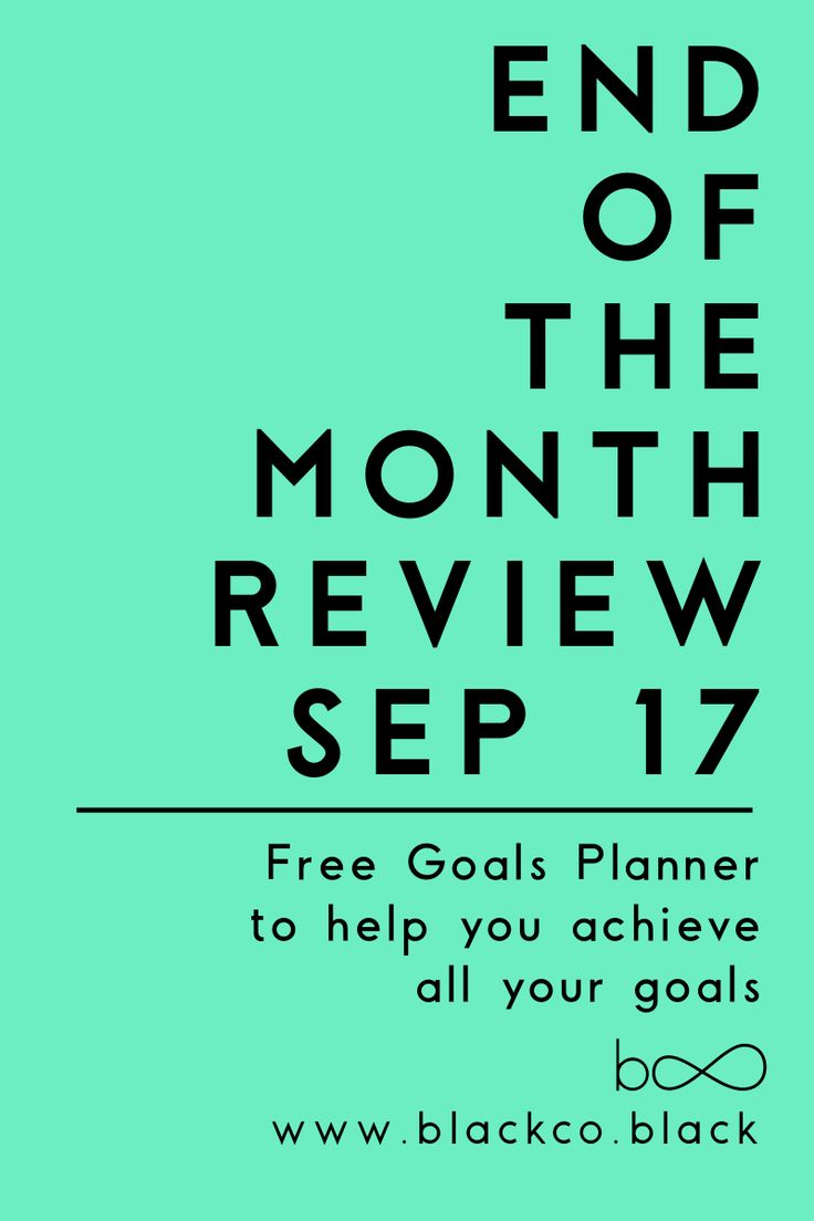 September is gone, time to do the monthly review. Have you done yours? if not, do it with me. Reflect on September and get the October freebies!