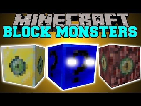 how to make blocks that kill you minecraft