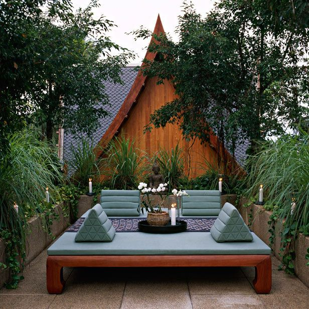 20 best images about yoga room inspiration on pinterest for Garden yoga rooms