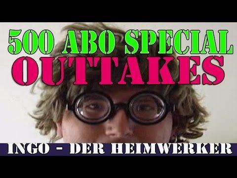 ► HD ◄ 500 Abo special mit Outtakes - Weihnachtsgruß und Heimwerker Pann...