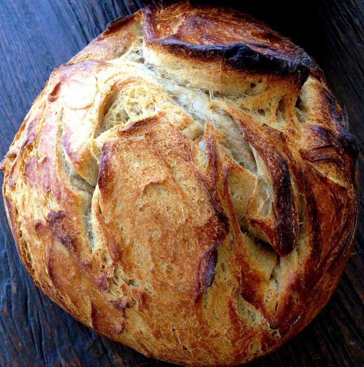 Receitas e dicas de pão rústico, integral, natural, saudável e com fermento natural