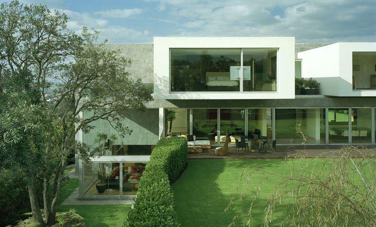 Proyectos y desarrollos: Casa Vistahermosa | Sordo Madaleno Arquitectos