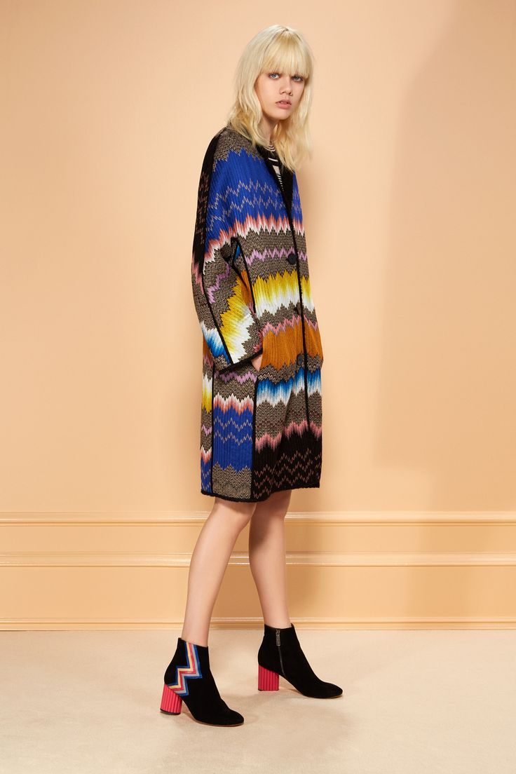 Missoni Pre-Fall 2016 Fashion Show