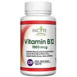 Vitamin B12 Methylcobalamin High Strength 1000 MCG Supplement MONEY BACK GUARANTEE Buy 2 & get FREE DELIVERY 120 Tablets (4 Month Supply) - Small 6mm Pills not Capsules or Nuggets - Suitable for Vegan and Vegetarian Natural Benefits - Best Supplements for B12 Deficiency Source of Vit B 12 Vitamins Manufactured in the UK - http://trolleytrends.com/health-fitness/vitamin-b12-methylcobalamin-high-strength-1000-mcg-supplement-money-back-guarantee-buy-2-get-free-delivery-120-t