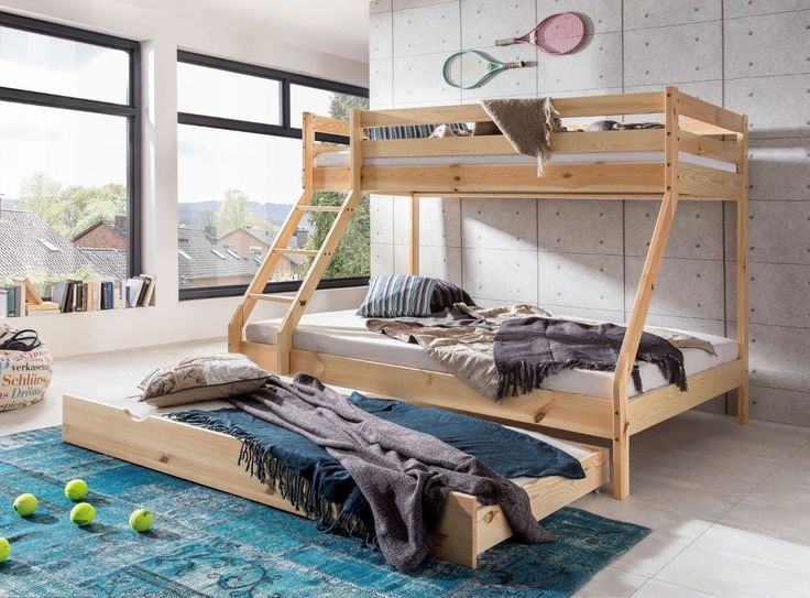 ber ideen zu etagenbett auf pinterest betten loft betten und dreifache etagenbetten. Black Bedroom Furniture Sets. Home Design Ideas