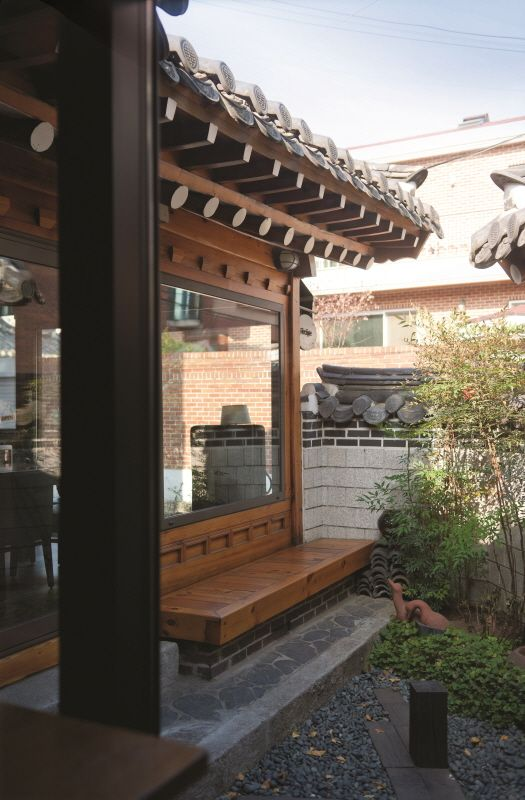Maison, traditional home in Korea