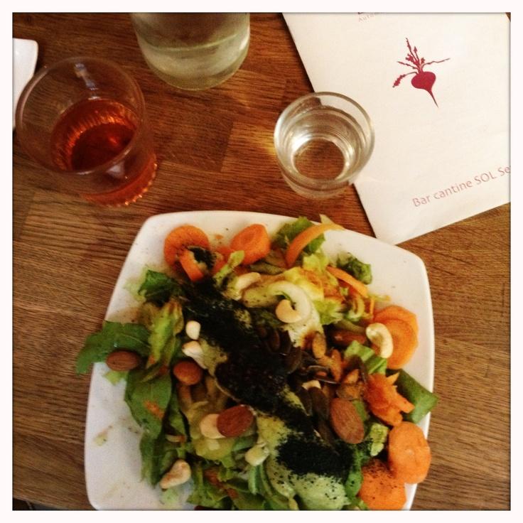 Sol semilla best vegan restaurant in paris