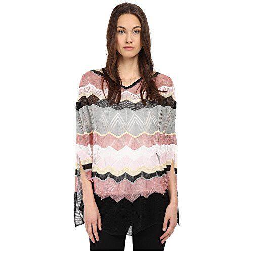 (ミッソーニ) Missoni レディース トップス 長袖シャツ PO74VID4865 並行輸入品  新品【取り寄せ商品のため、お届けまでに2週間前後かかります。】 表示サイズ表はすべて【参考サイズ】です。ご不明点はお問合せ下さい。 カラー:Black/Pink