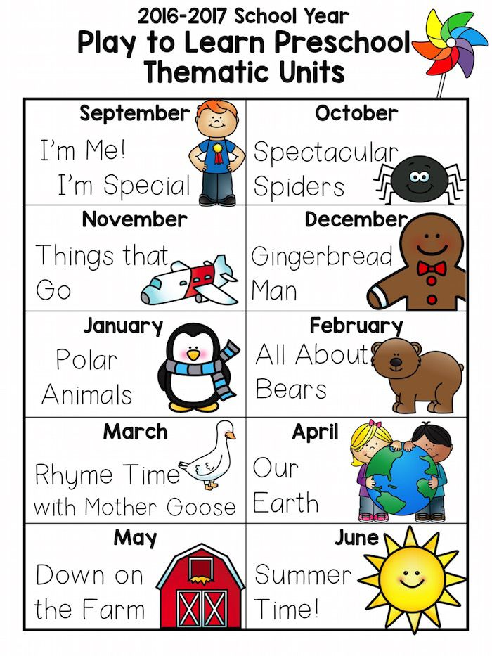 Best 25+ Thematic units ideas on Pinterest Kindergarten themes - preschool lesson plan