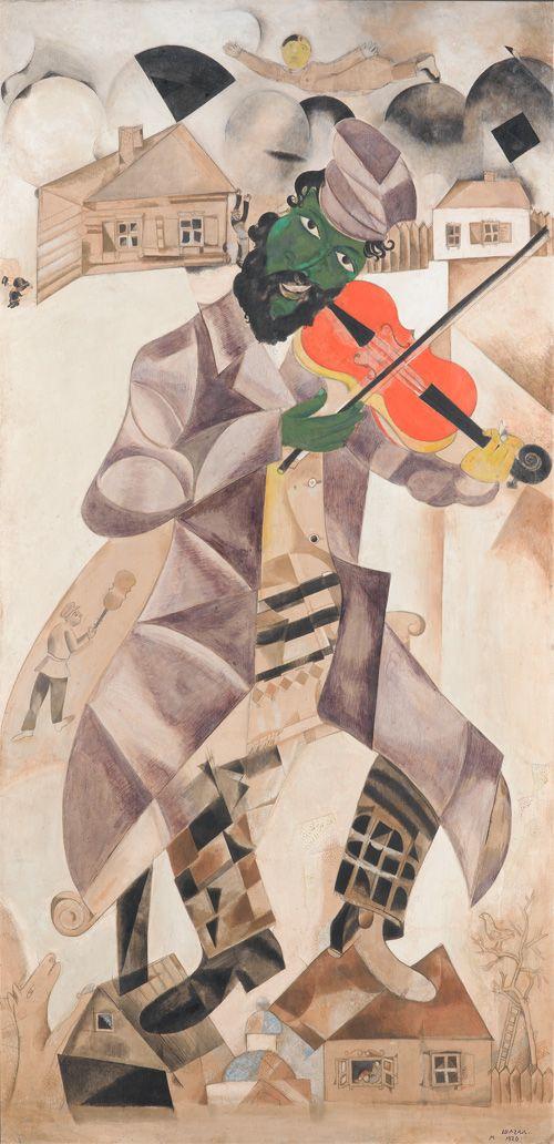 """Pour découvrir la vie et l'Œuvre de Chagall : """"MARC CHAGALL ? SUIVEZ LE GUIDE"""" de Pylb et Tristan Pichard https://www.tristan-pichard.fr/suivez-le-guide-chagall/"""