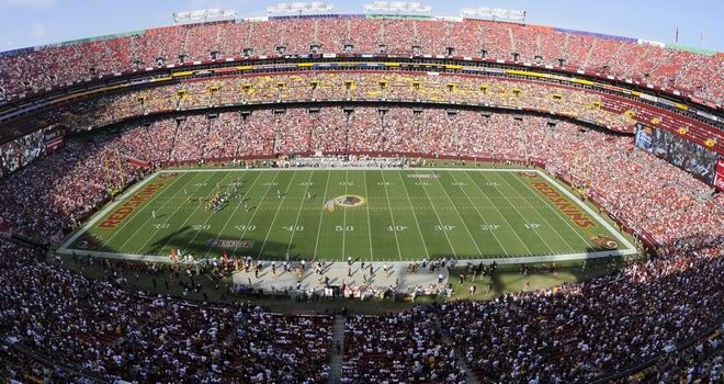 Redskins continue to enhance FedExField with upper level standing decks