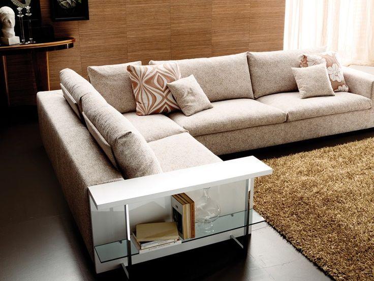 LAZAR Divano angolare by Bontempi Casa design Carlo Bimbi