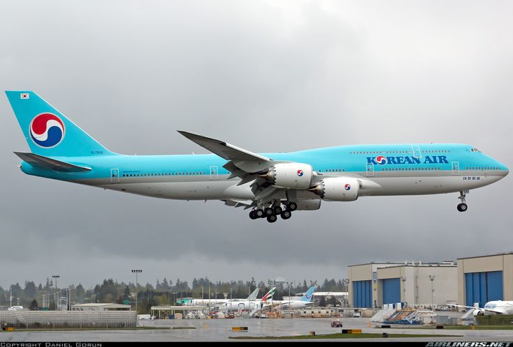 Boeing 747-8I - Korean Air | Aviation Photo #4335539 | Airliners.net