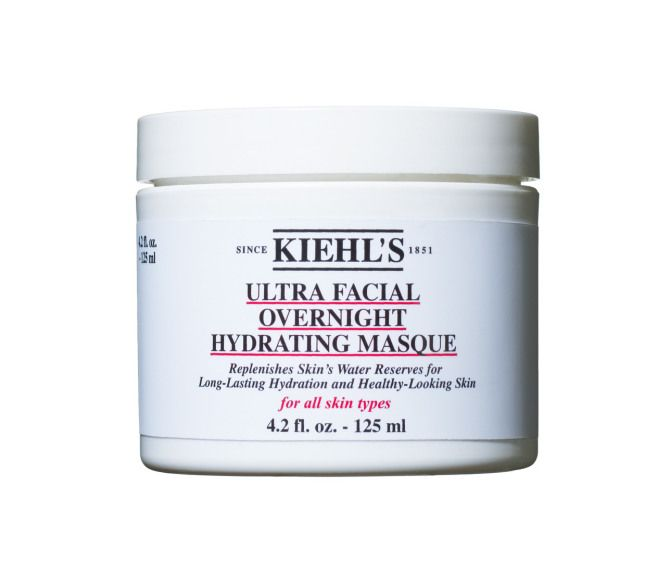 Kiehl's Ultra Facial Overnight Hydrating Masque Product Review | Beauty High