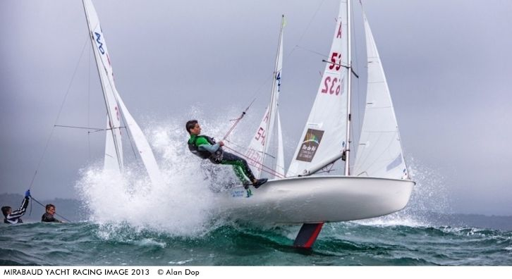 Sailing Photo of the Year Contender · Introduction to the 420. 19-11-2013. The International 420 is the premier 2 handed training dinghy being the ideal ...