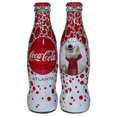These rare bottles were only available at a special World of Coca-Cola Atlanta event in 2012.
